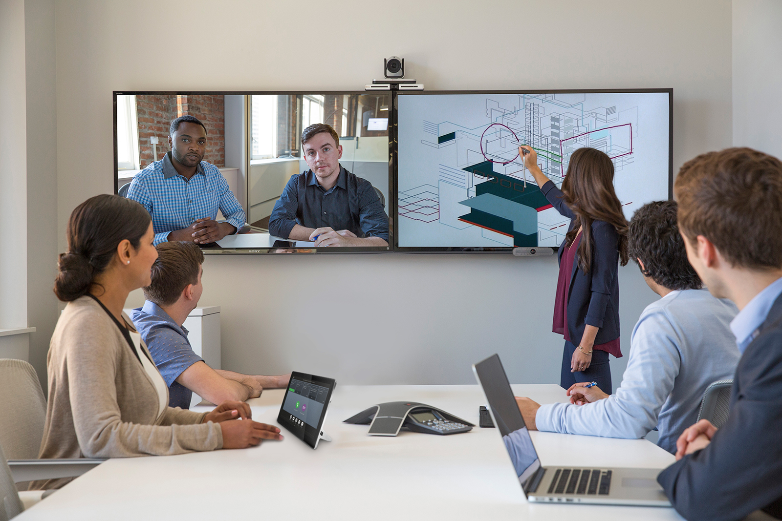 Videoconferencing and meeting tools